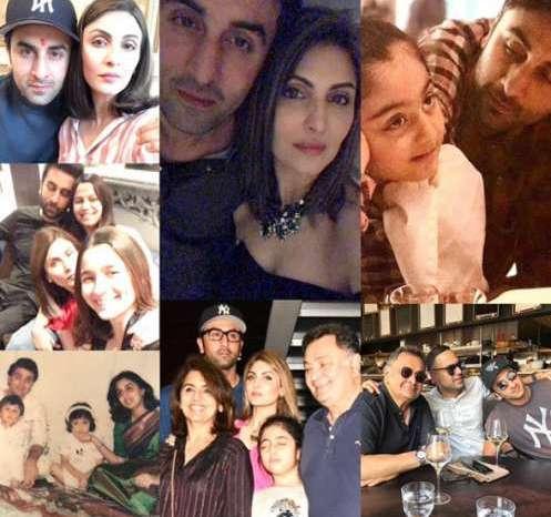 Ranbir Kapoor को इस नाम से बुलाती हैं रिद्धिमा, जन्मदिन पर दी बधाई