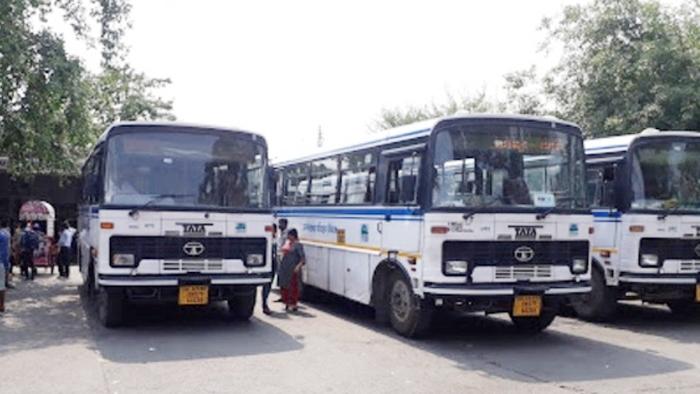 Uttrakhand Bus Uttrakhand में आज अन्य रज्यों के लिये बस सेवा चालू , 20 बसों की दी गई अनुमित