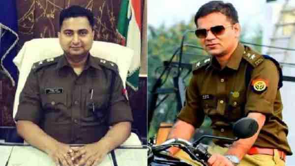 यूपी के 2 IPS अधिकारियों