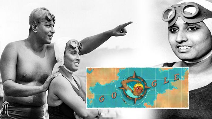 Arti Saha पर डूडल बना तो फिर से चर्चाओं में आईं भारतीय जलपरी