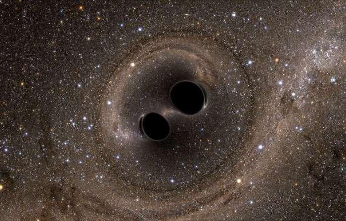 LIGO, Virgo को सबसे बड़े ब्लैक होल विलय से संकेत मिले