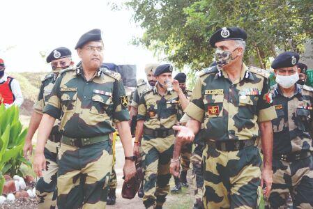 दुश्मन देश पाकिस्तान भरोसे के लायक नहीं: डीजी बीएसएफ