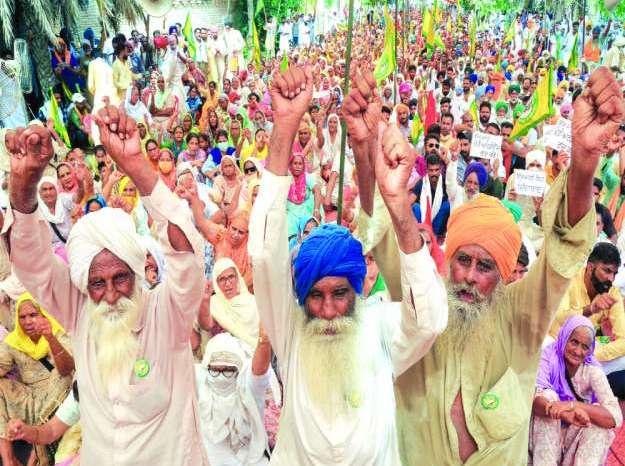 किसान आंदोलन का 26वां दिन, आज फिर भूख हड़ताल पर अन्नदाता