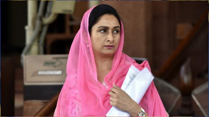 केंद्रीय मंत्री हरसिमरत कौर का इस्तीफा मंजूर, मोदी ने दी सफाई