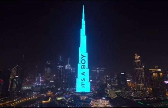 दुबई की इस जेंडर रिलीव पार्टी की चर्चा है दूर तलक, 15 मिलियन ने देखी वीडियो