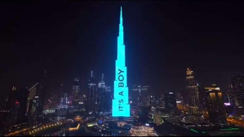 its a boy दुबई की इस जेंडर रिलीव पार्टी की चर्चा है दूर तलक, 15 मिलियन ने देखी वीडियो