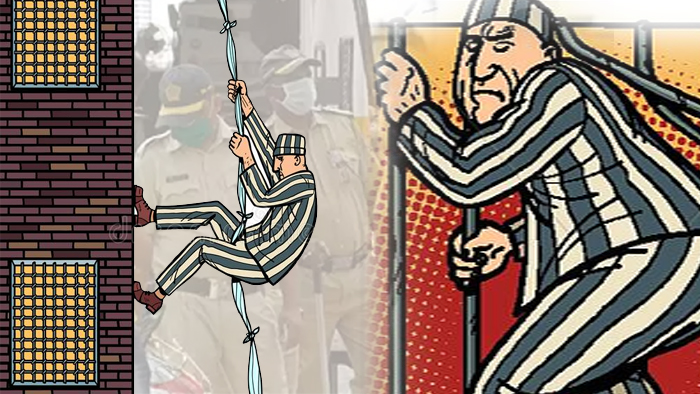 कैदी फरार || Uttarakhand Barrack Break