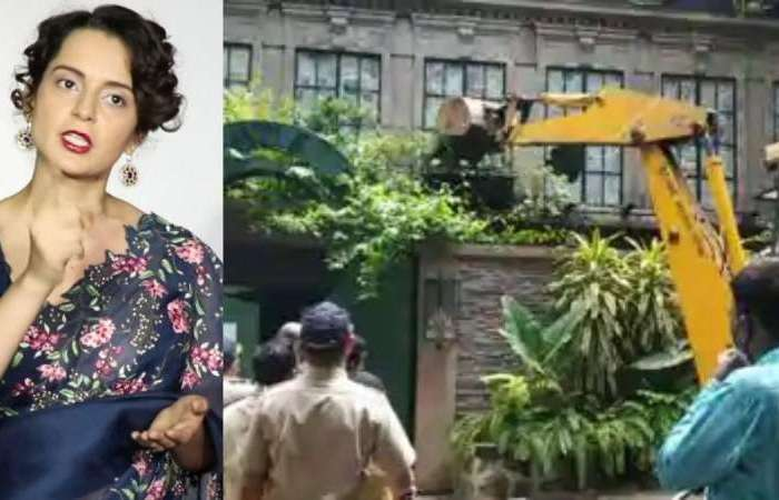 कंगना रनौत पर कार्रवाई से अयोध्या का संत समाज भड़का