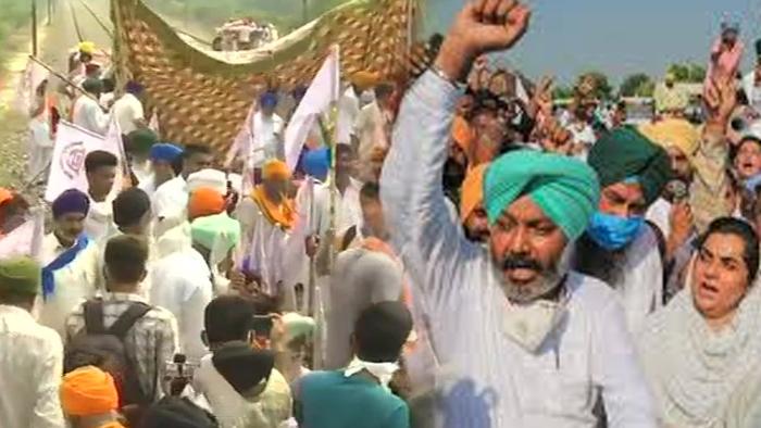 Kisan Bill News: भकियू ने दिखाया दम, हरियाणा में जबरदस्त विरोध