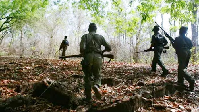 naxalite area 1 मुठभेड़ में नक्सली ढेर, गंगापुर थाना क्षेत्र में हुई थी भिड़न्त
