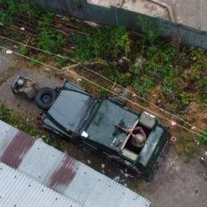pattan encounter बारामुला में आतंकी मुठभेड़ में मेजर और एसपीओ घायल, दो आतंकी ढे़र