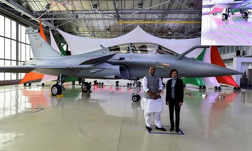 राफेल आज से होगा भारतीय वायुसेना की नई ताकत