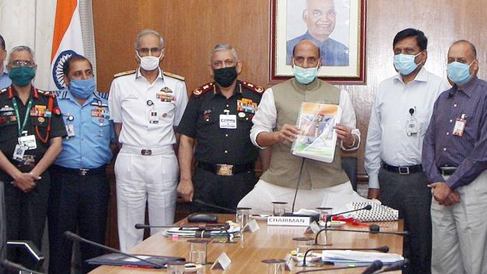 राजनाथ सिंह ने नई रक्षा अधिग्रहण प्रक्रिया जारी की