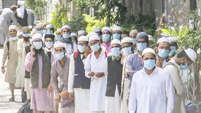 तब्लीगी जमात Tablighi Jamaat