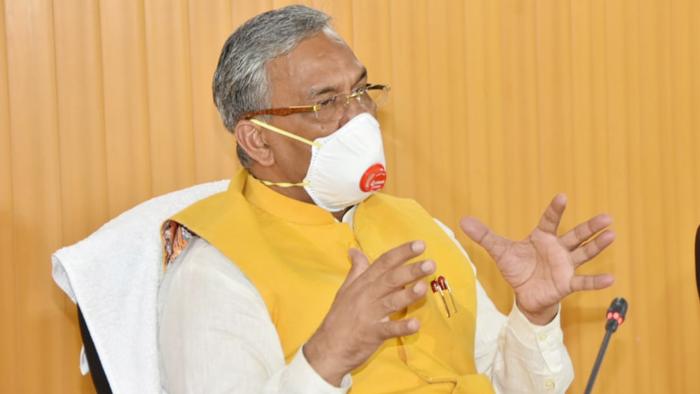 यूपीए सरकार से ज्यादा लाभ दे रही है मोदी सरकार: त्रिवेंद्र सिंह रावत