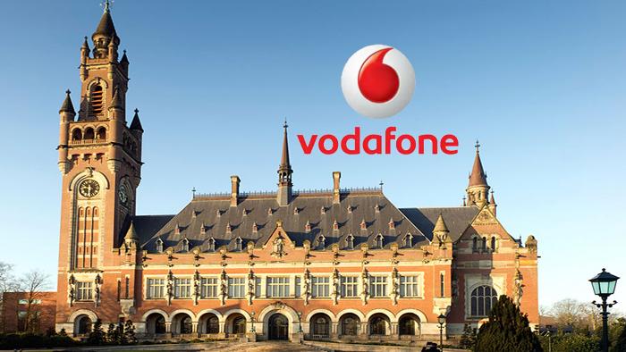 The Hague Court में भारत सरकार के खिलाफ Vodafone ने जीता मुकदमा