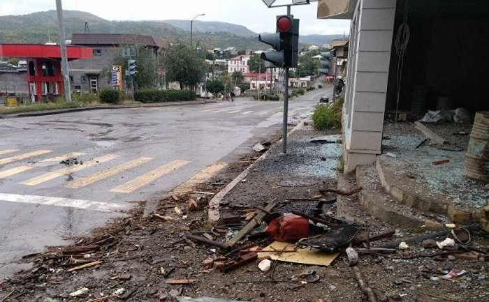अज़रबैजान के राष्ट्रपति का दावा बाकू ने कई काराबाख बस्तियों पर किया नियंत्रण