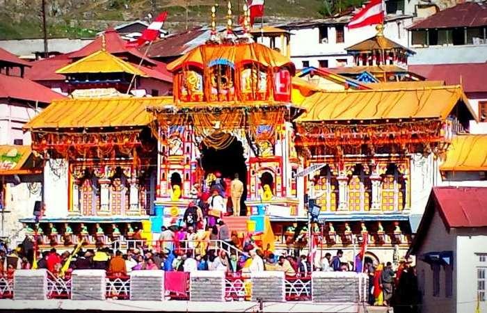 Badrinath Mandir Uttarakhand 1440x Home Page