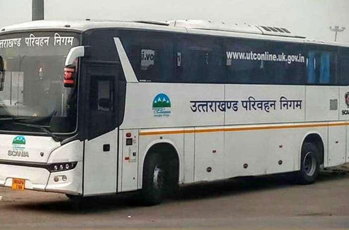 आज से उत्तराखंड और उत्तर प्रदेश के बीच शुरू बसों का संचालन