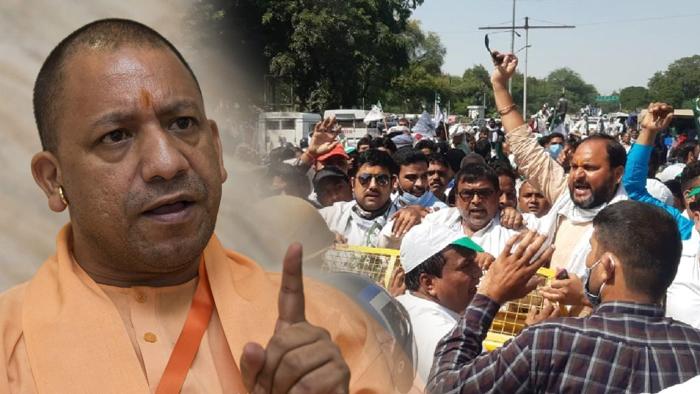 हाथरस प्रकरण में जातीय हिंसा फैलाने की साजिश पर भड़के CM योगी
