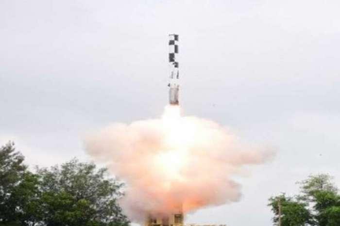 बड़ी कामयाबी…ब्रह्मोस सुपरसोनिक मिसाइल का सफल परिक्षण