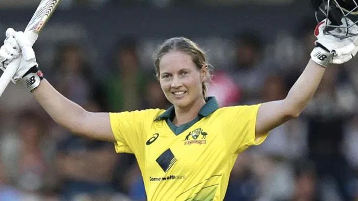 Cricket Meg Lenning