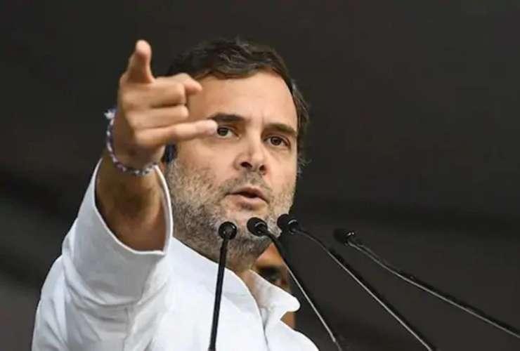 Rahul Gandhi 3 राहुल गांधी का केंद्र पर निशाना, वैक्सीन की कमी 'उत्सव' नहीं गंभीर समस्या