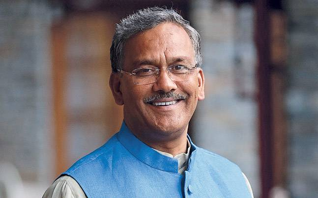 त्रिवेंद्र सिंह रावत