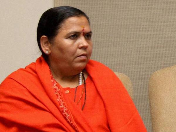 Hathras Gangrape प्रकरण पर उमा भारती ने व्यक्त की संवेदना, हाथरस जाने की इच्छा