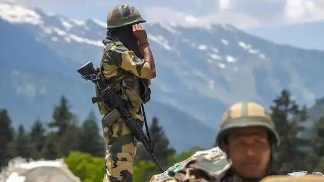 बड़ी खबर : लद्दाख में सुरक्षाबलों ने चीनी सैनिक को पकड़ा