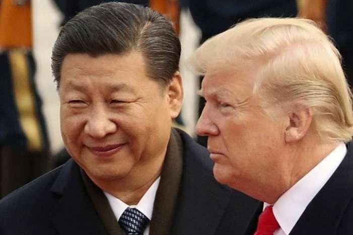 चीन के राष्ट्रपति शी-जिनपिंग ने ट्रंप और मेलानिया के जल्द ठीक होने की कामना की