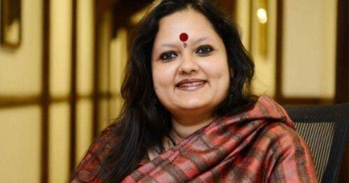 फेसबुक इंडिया की पॉलिसी हेड अंखी दास