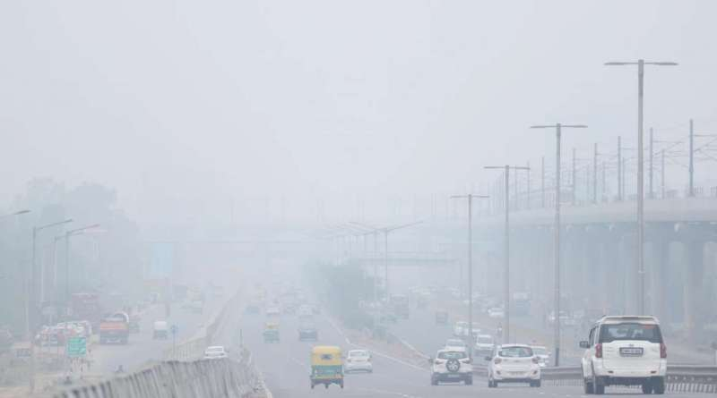 delhi is polluted again