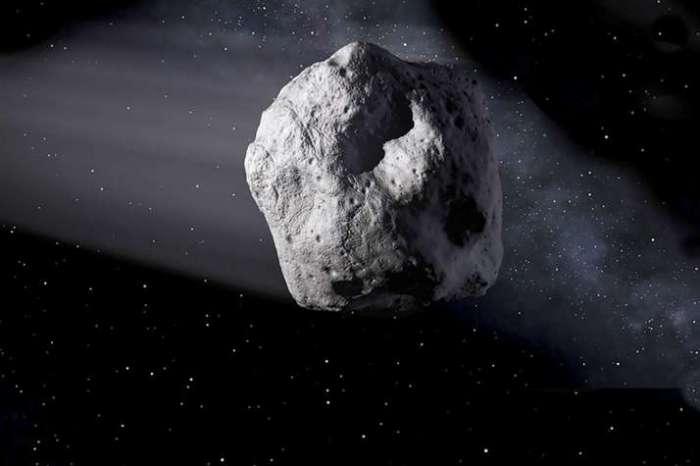 एस्टेरोइड चेतावनी: नासा का कहना है कि अंतरिक्ष चट्टान पृथ्वी से 'किसी दिन फिर से टकराएगी'