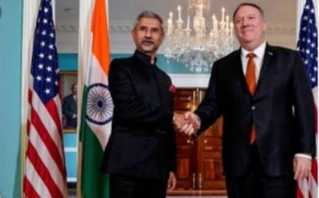 भारत और अमेरिका के बीच शुरू हुई टू प्लस टू वार्ता, जानिएं BECA पर होने वाले समझौते के बारे में