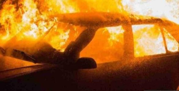 मुंबईः दर्दनाक हादसा! चलती कार बनी आग का गोला, एनसीपी नेता संजय शिंदे की हादसे में मौत