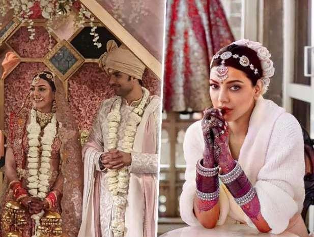 अभिनेत्री काजल अग्रवाल ने अपने बॉयफ्रेंड संग रचाई शादी, फोटो और वीडियो इंटरनेट पर वायरल