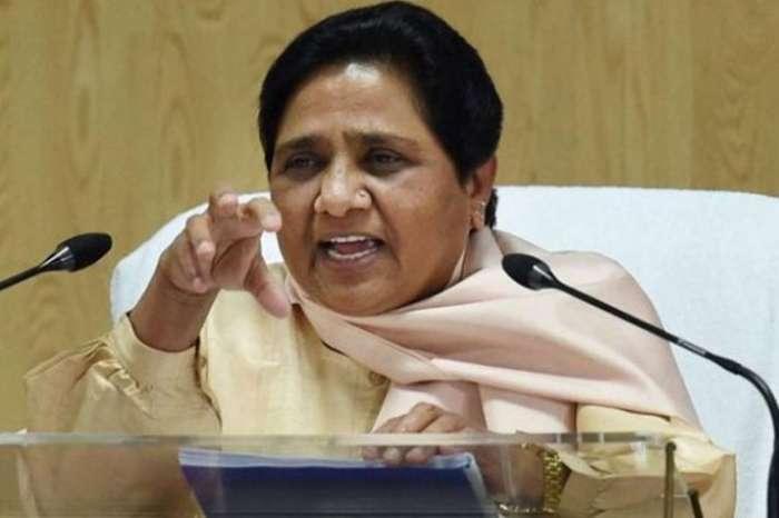 Balrampur Gangrape- शासन संभालने में सक्षमनहीं CM योगी : मायावती
