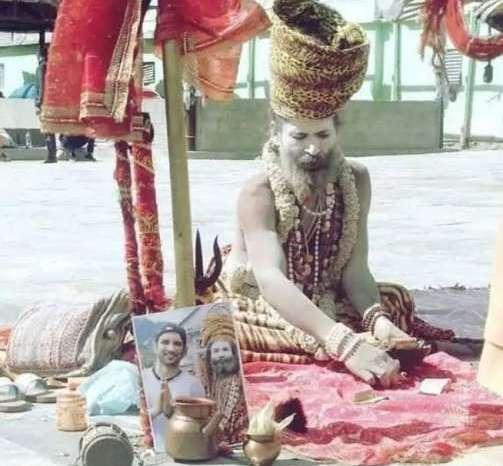 जानें कौन हैं केदारनाथ के नागा साधु? जिनकी तस्वीर सोशल मीडिया पर हो रही वायरल
