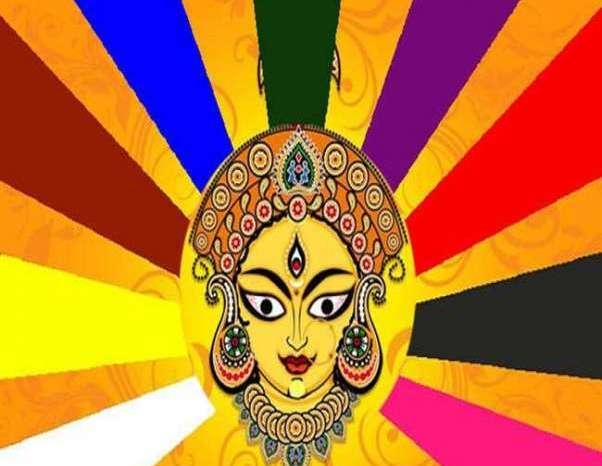 Navratri 2020 Clothes Colours नवरात्रि में कपड़े कोरंग है शुभ