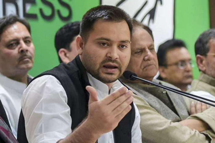 बिहार में एक मंच पर नजर आए महागठबंधन के नेता, तेजस्वी के नेतृत्व में लड़ेंगा महगठबंधन