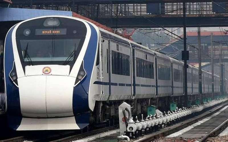 वंदे भारत एक्सप्रेस ट्रेन
