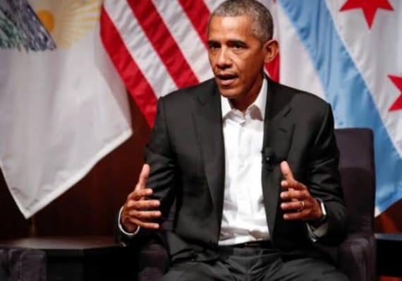 ओबामा ने भारतीय उद्योगपतियों को लिया आड़े हाथ, कहा- लोग गिलाजत में जी रहे और ये राजाओं के ठाठ बाट को पीछे छोड़ रहे