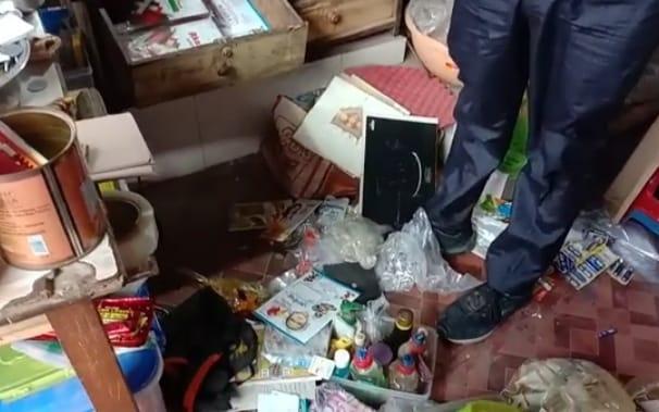 चोरों ने एक रात में 10 दुकानों को बनाया अपना निशाना, बहीखाते सहित गल्ले से नकदी लेकर हुए फरार