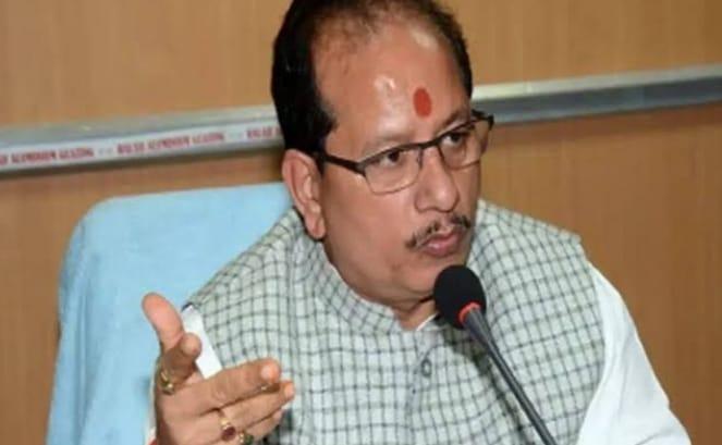 4da1c5c2 d977 4698 bf11 a0fbf7e993bd तेजस्वी यादव ने विधानसभा के स्पीकर बने विजय सिन्हा को दी बधाई, एनडीए के विधायकों ने सदन में लगाए जय श्री राम के नारे
