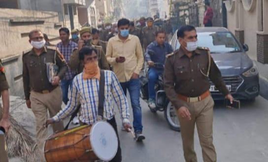 पेशी के दौरान फरार हुआ बदन सिंह बद्दो पुलिस की गिरफ्त से दूर, पकड़ने के लिए हो रही कुख्यात के घरों की कुर्की