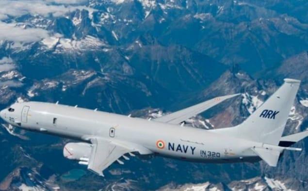 भारतीय नौसेना को मिला पहला 'पी-8आई' एयरक्राफ्ट, पश्चिमी समुद्र तट पर पर रखी जाएगी पैनी नजर