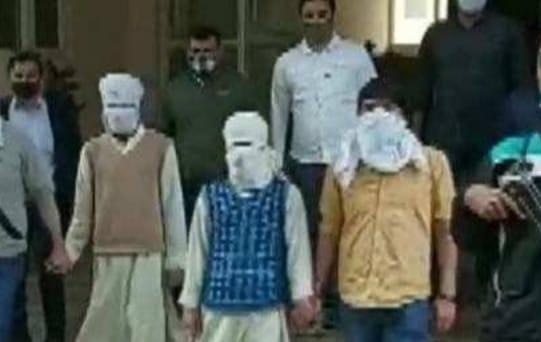 जैश की बड़ी साजिश हुई नाकाम, विस्फोटक और दस्तावेज के साथ दो आतंकी दिल्ली से गिरफ्तार