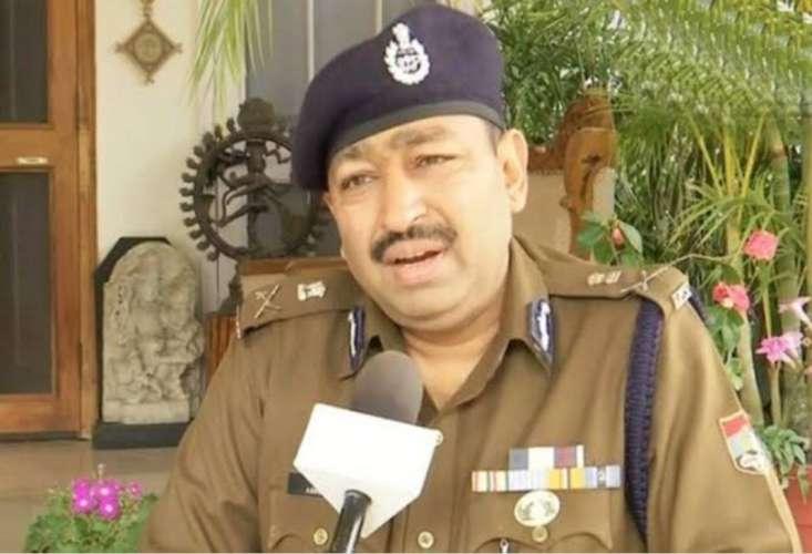 आईपीएस अशोक कुमार