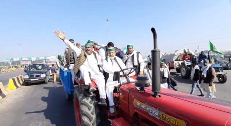 MEERUT FARMERS सिंघु बॉर्डर पर बैठे किसानों पर FIR, इन धारओं के तहत मामला दर्ज
